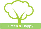 Green and Happy